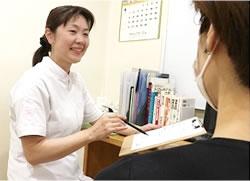 岩倉市ハンズ治療院・整骨院のダイエットカウンセリング